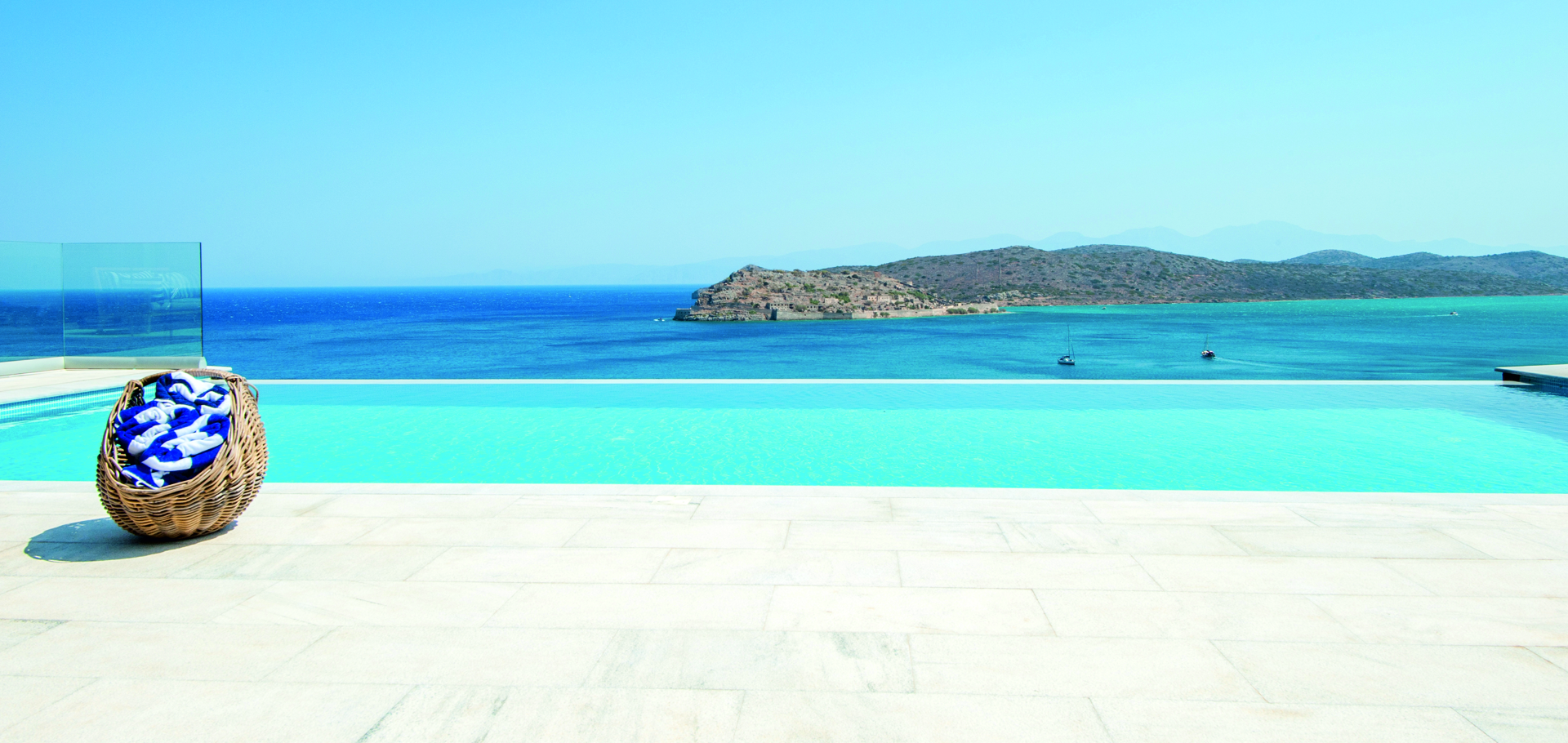 Infinity Pool View